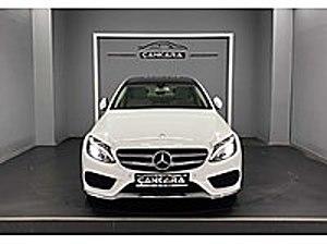 ÇANKARA DAN 2014 C180 AMG EXCLUSİVE İÇİ BEJ BOYASIZ PANORAMİK Mercedes - Benz C Serisi C 180 AMG 7G-Tronic