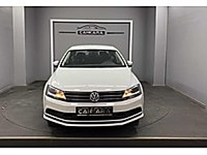 ÇANKARA DAN 2015 VW JETTA TRENDLİNE 1.6 TDI 65 000 KM Volkswagen Jetta 1.6 TDI Trendline