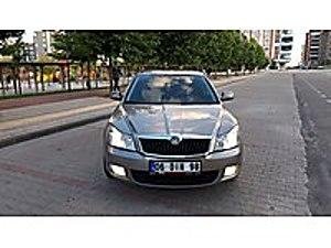 OTO BORSA DAN 2011 AKODA OCTAVİA 1 6 TDI ELAGANCE Skoda Octavia 1.6 TDI  Elegance