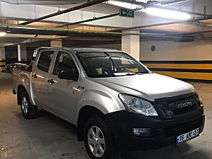 ISUZU D-MAX 2.5 LTD