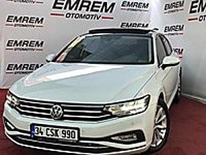 ALJ-TEB YETKİLİ BAYİEMREM OTM 2020PASSAT BUSSİNESS CAM TAVAN DSG Volkswagen Passat 1.5 TSI  Business