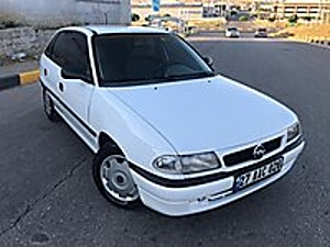 1998 OPEL ASTRA 1.6 16V ECOTEC MOTOR KLİMALI LPGLİ BEYAZ RENK Opel Astra 1.6 GL
