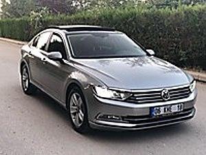 2017 ÇIKIŞLI HATASIZ PASSAT 1.6 TDİ CAM TAVAN DSG LED XENON Volkswagen Passat 1.6 TDI BlueMotion Comfortline