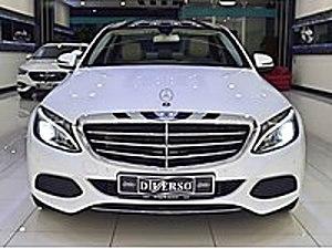 DİVERSO AUTO DAN 2017 C 200 D EXCLUSIVE HATASIZ Mercedes - Benz C Serisi C 200 d BlueTEC Exclusive