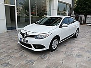 2014 MODEL RENAULT FLUANCE 1 5 DCİ JOY Renault Fluence 1.5 dCi Joy