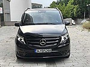 ÇETİNKAYA AUTO DAN FUL SERVİS BAKIMLI VİP BOL EKSTRALI 119 CDI Mercedes - Benz Vito Tourer Select 119 CDI Select