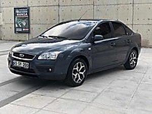 2006 MODEL TEMİZ VE SERVİS BAKIMLI FORD FOCUS DİZEL GHİA Ford Focus 1.6 TDCi Ghia