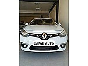 ŞAFAK DAN SORUNSUZ 2015 FLUENCE İCON Renault Fluence 1.5 dCi Icon