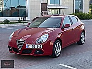 KIRMIZI BOYASIZ ÖZEL JANT GİULİETTA 1.6 JTD DİSTİNCTİVE 114 bnKM Alfa Romeo Giulietta 1.6 JTD Distinctive
