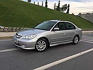 İLK ELDEN HONDA CIVIC 1.6 VTEC ESOTOMOTİK SANROOF Honda Civic 1.6 VTEC ES