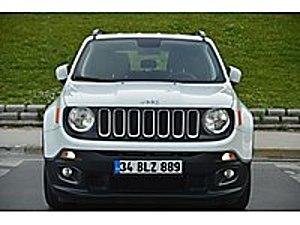 53 BİNDE 2018 GARANTİ EKRAN E.FREN JEEP LONGİTUDE NERGİSOTOMOTİV Jeep Renegade 1.6 Multijet Longitude