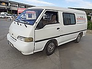 MENDERESTEN SERDAR BEYE HAYIRLI UĞURLU OLSUN Hyundai H 100 2.5 Panelvan
