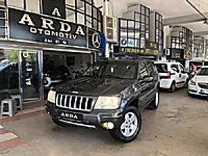 ARDA dan 2004 Jeep Grand Cherokee 2.7 CRD Limited Otomatik Jeep Grand Cherokee 2.7 CRD Limited