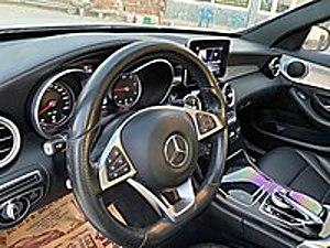 2015-2016 CİKİŞ MERSEDES C200d AMG İMZALİ SERİSİ BOYASIZ ORJ FUL Mercedes - Benz C Serisi C 200 d BlueTEC AMG