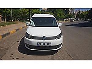 HATASIZ BOYASIZ  ÇİZİKSİZ 104 BINDE COMFORTLİNE CADDY Volkswagen Caddy 1.6 TDI Comfortline