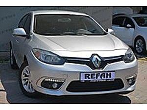 2013 RENAULT FULUANCE EDC 110 HP PRESTİJ PAKET ELKTRNİK EL FREN Renault Fluence 1.5 dCi Icon