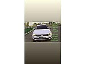 SIFIR  63 BİN KM 2015VW PASSAT COMFORTLİNE 1.6TDİ DSG BOYASIZ Volkswagen Passat 1.6 TDI BlueMotion Comfortline