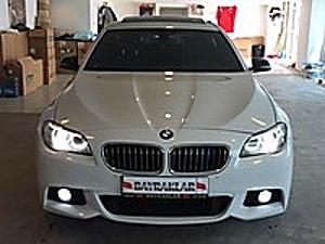 BAYRAKLAR DAN 2014 BMW 5.25 XDRİVE MSPORT BOYASIZ FULL BMW 5 Serisi 525d xDrive  M Sport