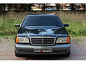 1995 MODEL MERCEDES-BENZ S320 LONG KUSURSUZ HATASIZZ Mercedes - Benz S Serisi S 320 320 L