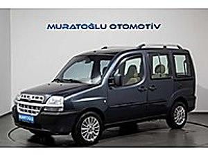 MURATOĞLU  2005 DOBLO 1.3 PREMİO UYGUN FİYAT HASAR KAYITSIZ Fiat Doblo Combi 1.3 Multijet Premio