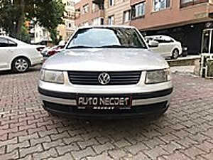 AUTO NECDET  DEN 2000 VW PASSAT 1.9 DİZEL DÜZ VİTES Volkswagen Passat 1.9 TDI Comfortline