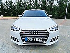 HATASIZ 38.000KM SONRUFF Audi A4 A4 Sedan 2.0 TDI Sport