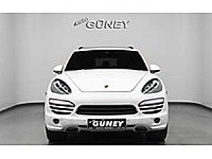 AUTO GÜNEY DEN 2012 iC DİŞ SPORT DiZAYN HATASIZ VERGİ BARIŞLI Porsche Cayenne 3.0 Diesel