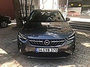 110 KM DE 0 OPEL CORSA 1.2 TURBO İNNOVATİON FULL Opel Corsa 1.2 T Innovation