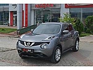 ASAL OTOMOTİVDEN 2018 NİSSAN JUKE 1.5 DCİ TEKNA BOYASIZ... Nissan Juke 1.5 dCi Tekna
