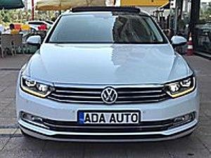 2017 WOLKSWAGEN PASSAT 1.6 TDI DSG HİGLİNE 79.500 KMDE Volkswagen Passat 1.6 TDI BlueMotion Highline