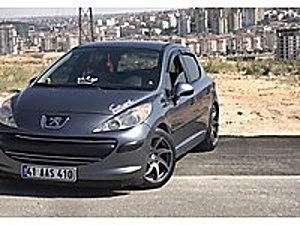 2009 MODEL BOYASIZ HATASIZ Peugeot 207 1.4 HDİ Peugeot 207 1.4 HDi Comfort
