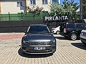 2018 TIGUAN HIGHLINE PANORAMIK HAYALET XENON BOYASIZ-HATASIZ Volkswagen Tiguan 1.6 TDI Highline