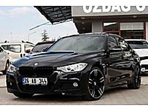 ÖZDAĞ OTOMOTİV DEN  2015 MODEL 320 İED 40 YIL ORJİNAL 75 BİNDE BMW 3 Serisi 320i ED 40th Year Edition