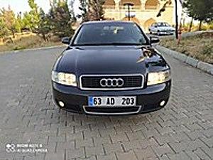 AYDIN OTOMOTİVDEN AUDI A4 Audi A4 A4 Sedan 1.6
