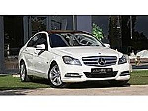 DEĞİŞENSİZ HASAR KAYITSIZ TÜM BAKIMLARI YENİ Mercedes - Benz C Serisi C 180 Avantgarde
