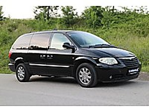KARAKILIÇ OTOMOTİV 2005 CHRYSLER GRAND VOYAGER 2.8 CRD SE 4X4 Chrysler Grand Voyager 2.8 CRD SE
