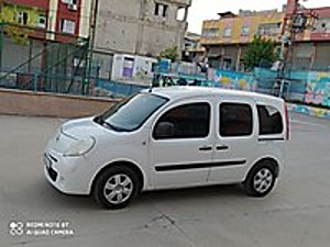 2011 COK TEMİZ KANGO Renault Kangoo Multix Kangoo Multix 1.5 dCi Authentique