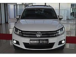 MEHMET ÖZTÜRK OTOMOTİV DEN 2013 TİGUAN-CAM TAVAN-LED-BEYAZ-TEMİZ Volkswagen Tiguan 1.4 TSI Chrome Edition