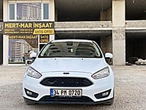 DEMİR AUTO GÜVENCESİYLE Ford Focus 1.5 TDCi Trend X