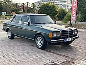 1977   MERCEDES 240 D Mercedes - Benz Mercedes - Benz 240 D