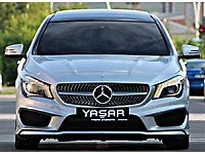 YAŞAR   2015 BOYASIZ  CAMTAVAN-GECEPAKET-ÇRPMA ÖNLME  CLA 180 D Mercedes - Benz CLA 180 d AMG