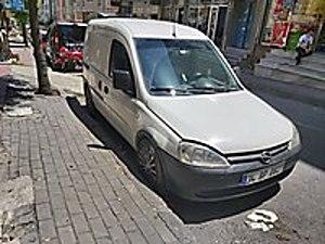 2004 opel combo 1.7 dti çift sürgü panelvan Opel Combo 1.7 CDTi Comfort