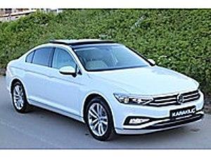 KARAKILIÇ OTOMOTİV 2020  PASSAT  1.6TDİ  DSG BlueMOTİON ELEGANCE Volkswagen Passat 1.6 TDI BlueMotion Elegance