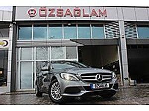 Özsağlam dan 2016 Mercedes C200d BlueTEC Comfort 90binde Hatasız Mercedes - Benz C Serisi C 200 d BlueTEC Comfort