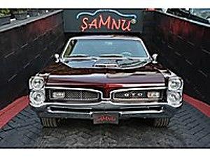 ŞAMNU  DAN 1967 PONTİAC GTO Pontiac Pontiac GTO