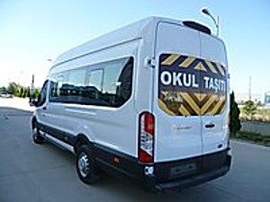 KOÇAK OTOMOTİV DEN 2020 MODEL 21 1 OKUL TAŞITI TRANSİT Ford - Otosan Transit 21 1