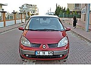 ŞİMŞEK TEN 2006 SCENİC 1.5 DCİ PRİVİLEGE FUL FUL ÇOK TEMİZ Renault Scenic 1.5 dCi Privilege