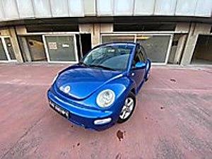 BAM MOTORS-BEETLE 1.6 SMİLE 2003 MODEL NADİR KALAN TEMİZLİKTE Volkswagen Beetle 1.6 Smile