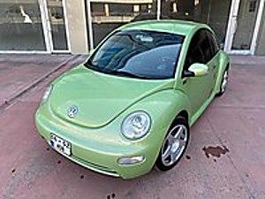 BAM MOTORS - BEETLE 1.6 SMİLE 2003 MODEL NADİR KALAN TEMİZLİKTE Volkswagen Beetle 1.6 Smile