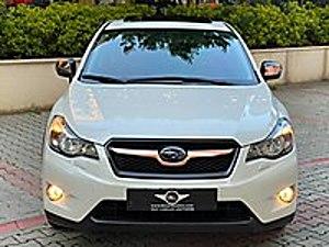 HATASIZ SUBARU XV PREMİUM SEDEFLİ BEYAZ AWD CTV Subaru XV 1.6 Premium